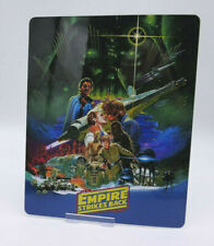 STAR WARS Empire Strikes Back Glossy Steelbook Magnet Cover (NOT LENTICULAR)