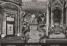 AK Roma - Anno Santo 1950