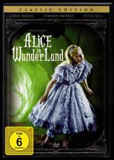 ALICE IM WUNDERLAND <CLASSIC EDITION> DVD NEUWERTIG