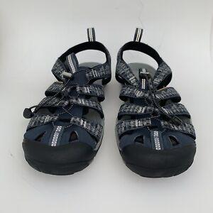 KEEN Clearwater CNX MidNight Navy Vapor 1016295 Mountain Footwear Men's Size 8.5