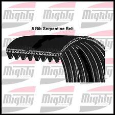 NEW Mighty 8k990 Serpentine Belt Silentrac