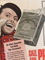 Vintage Photoplay Magazine Print Ad Ads Advertisement Philip Morris Cigarettes
