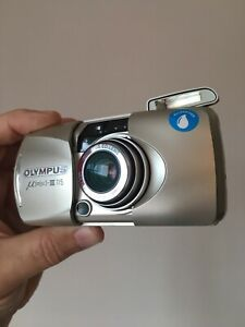 Olympus Mju III Stylus Epic All Weather 115 ED Lens Compact Clamshell Camera