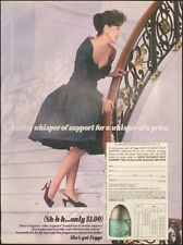 1989 Print Ad for Sily Support Pantyhose Sexy Oriental Model Legs (022616)