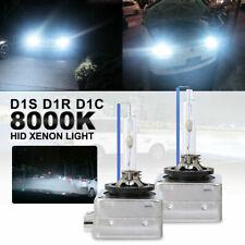 2 AMPOULES D1S 35W 12V LAMPE RECHANGE REMPLACEMENT FEU XENON KIT HID 8000K E-4