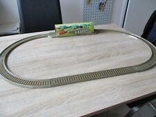 Blechspielzeug, Technofix Nr. 246 Geisterbahn mit Tunnel und 3 Fahrzeugen