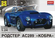 "1:24 Assembly kit model Roadster AC289 ""Cobra"""