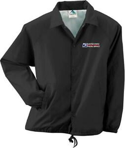 USPS Postal Service Embroidered Coaches Jacket / Windbreaker