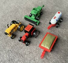 New ListingFree Shipping - Micro Machines Farm Tractors and Trailers