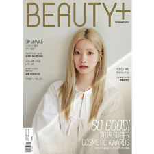 TWICE DaHyun NU'EST REN BEAUTY+ Whole Magazine Korea December 2019 K-POP Star