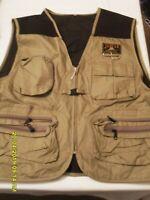 Men's XL Jarcar Mountain Sports Outdoor Fishing  Hiking Rock Climbing Vest
