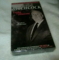 Young and Innocent Special Edition VHS Alfred Hitchcock Film New Factory Sealed