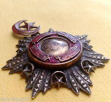 Ottoman Empire Turkey medal Order of Medjidie Rare