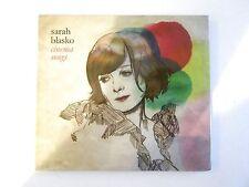 SARAH BLASKO : CINEMA SONGS EP  (XANADU, FAME, CABARET...) || CD NEUF ! PORT 0€