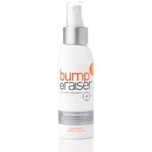 Bump eRaiser Concentrated Ingrown Hair Serum 125ml Wax Waxing Skin Hair Removal