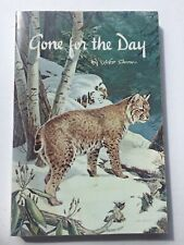 "RARE- VINTAGE ""NED SMITH"" BOOK ""GONE FOR THE DAY""1993 (PENNA. GAME COMMISSION)"