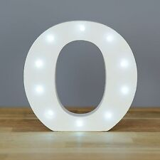 Up In Lights The Original Light up Letters - Letter O