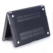 "15"" Inch Black Slim Hard Shell Case Cover Skin Apple MacBook Pro Retina - Black"