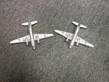 Dinky Toys 2 Metal Airplanes