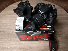 Canon EOS Rebel T4i 18.0MP Digital SLR Camera - Black w/ EF-S IS 18-55mm II