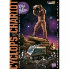 Lost In Space Cyclops & Chariot 1:48 Scale Model w/Backdrop