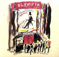 Compilation CD Olympia : Quels Talents ! - Promo - France (EX+/EX+)