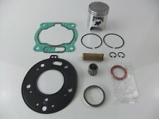 Yamaha DT 125 Rebuild Top End Piston Rings Gasket Small End Bearing DTR 125 DT