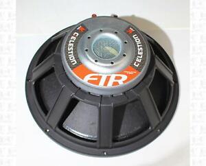 Celestion 400 Watt 8 Ohm 15 Inch Woofer Speaker T5499AWD FTR15-3070E Cast China