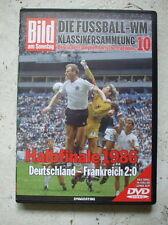 Bild Fussball WM Klassikersammlung Nr. 10 - D - Frankreich 2:0 - Halbfinale 1986