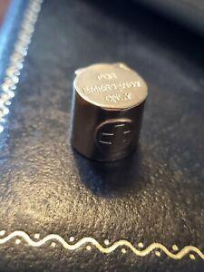 9ct Gold Vintage Pill Box Charm