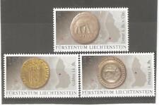 2014 Liechtenstein-SG 1680/1682-reperti archeologici, monete-UMM