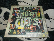 Short Cuts Criterion Widescreen Laserdisc +Audio Essay +Outtakes Free Ship $30