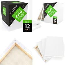 10 MAGNETIC ACEO XF 2.5 x 3.5 Artist Blank Professional Canvas Panels Magnet Art