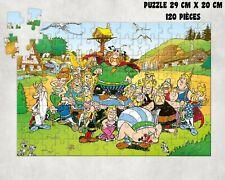 puzzle ASTERIX ET OBELIX