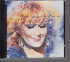 CD ALBUM DUSTY SPRINGFIELD / A VERY FINE LOVE