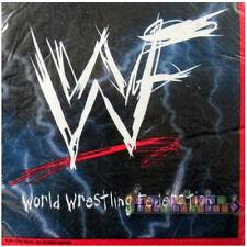 WRESTLING WWF Attitude Era LUNCH NAPKINS (16) ~ Vintage Birthday Party Supplies