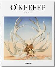 O'KEEFFE ~ TASCHEN ~ PROFUSELY ILLUSTRATED ~ BRAND NEW ~ HC Georgia O'Keefe NEW