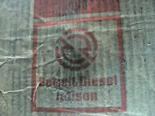 NEW GENUINE DETROIT DIESEL WATER PUMP 8922335