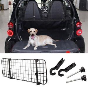 Universal Car Pet Dog Barrier Guard Adjustable Safety Travel Dog Headrest Mesh