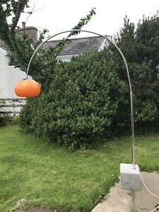Original 1960's Arc Lamp Guzzini