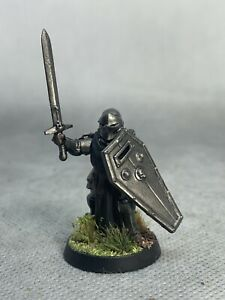Knight Steampunk Painted Miniature for D&D or Pathfinder Fantasy RPG