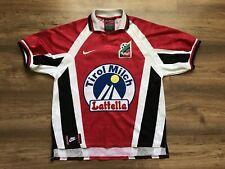 VINTAGE FC TIROL INNSBRUCK 1996/1998 HOME FOOTBALL SHIRT JERSEY SOCCER NIKE