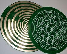 Polarisations-Scheibe LichtAntenne, Skalarwellen, Kosmische Energieantenne 20 cm