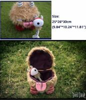 """10"""" Don't Starve Plush Toy Chester And Bone Eye Stuffed Animal Doll Xmas Gift"""