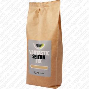 Seitan fix | Packung 750 g | reines Weizengluten | Pulver zur Seitanherstellung