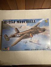 Revell 1/48 scale B-25J Mitchell Plastic Model Kit Factory Sealed 85-5512