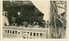 Burma, Burmese Wedding  Vintage silver print. Birmanie  Tirage argentique d&#0