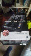 Native Instruments Kontrol Z2 2+2 Channel DJ Mixer