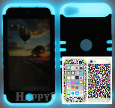 For Apple iPod Touch iTouch 5 | 6 - KoolKase Hybrid Cover Case - Leopard 46
