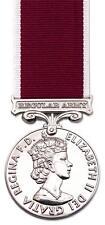 Full Size Regular Army LS & GC Elizabeth II Medal - Stunning!